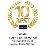 10 BEST 3 Years- Robert E. Mielnicki
